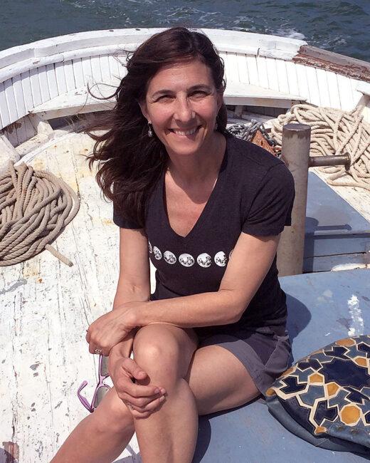Juli Berwald portrait